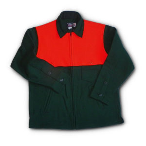 Blaze Cape Shirt - Spruce Green