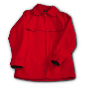 Cruiser Jacket - Scarlet Red