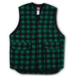 Johnson Woolen Mills - Traditional Wool Lined Vest