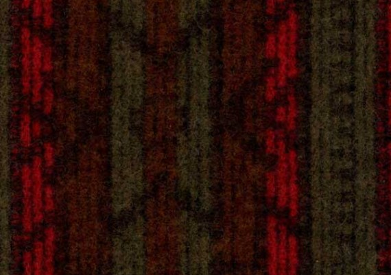 Red Pine - Red, Rust & Sage Print - Style 104
