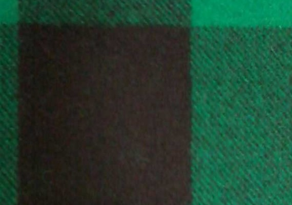 Green & Black Large Stag - Style 72
