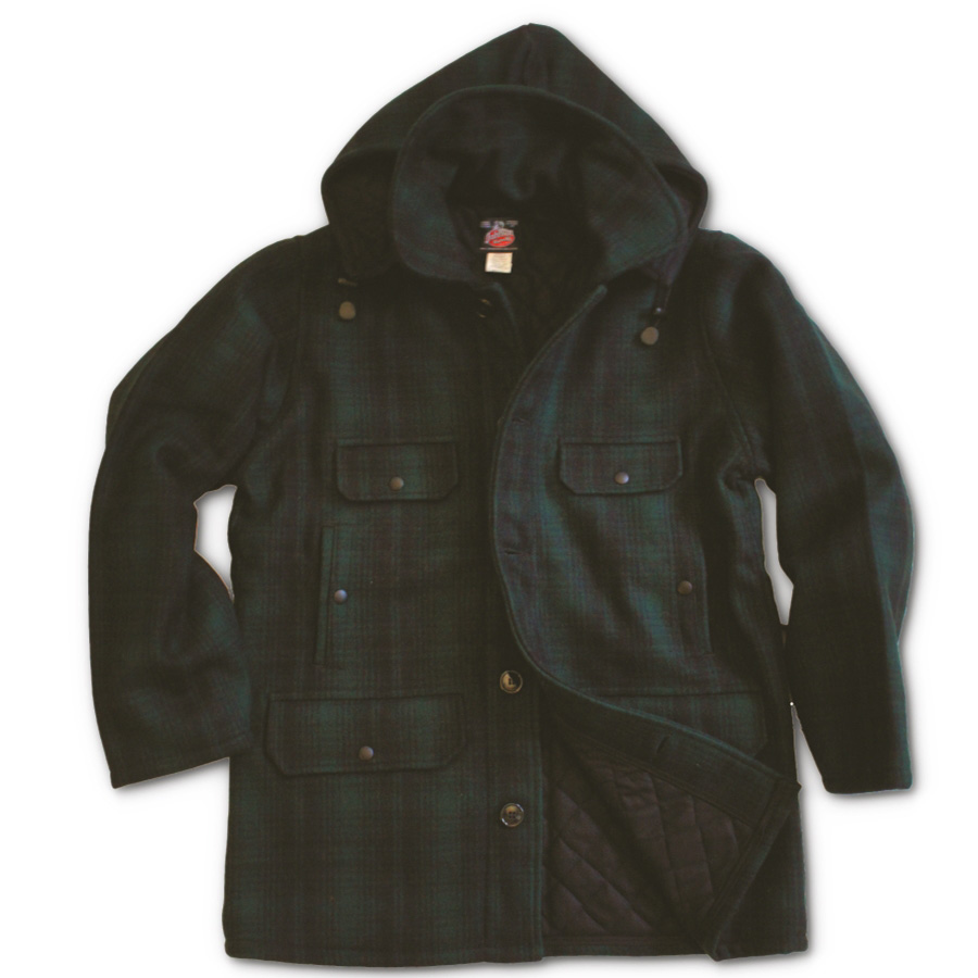 Insulated Wool Coats and Jackets Hand Made Woolen Outerwear