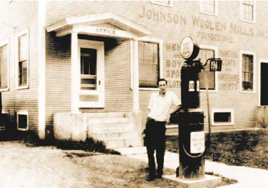The History Of Johnson Woolen Mills
