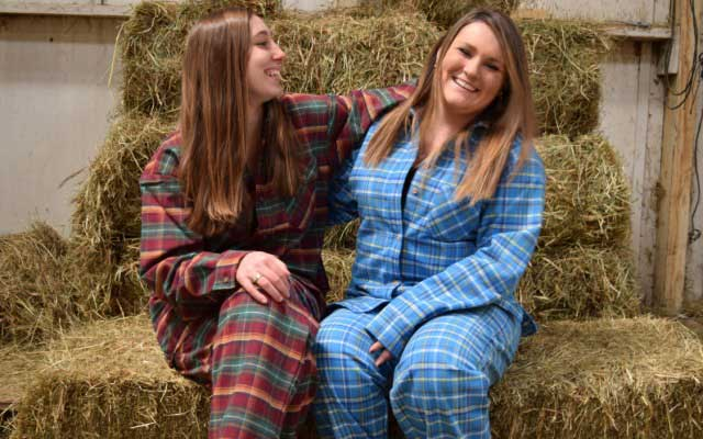Flannel Lounge Wear