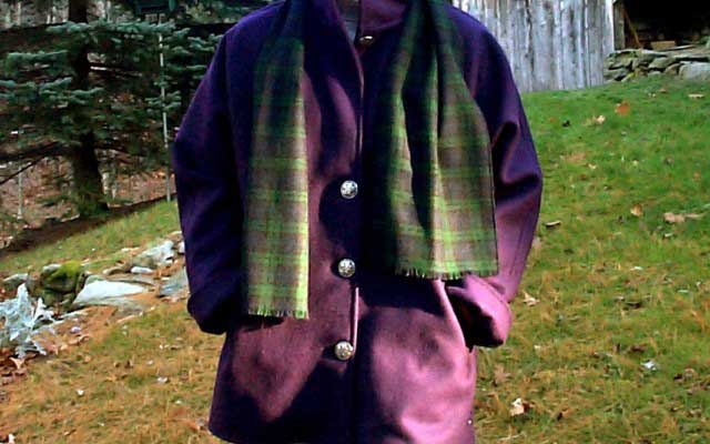 Woolen & Flannel Scarves